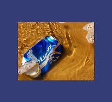 Budweiser Beer Can  In The Arkansas River  Unisex T-Shirt