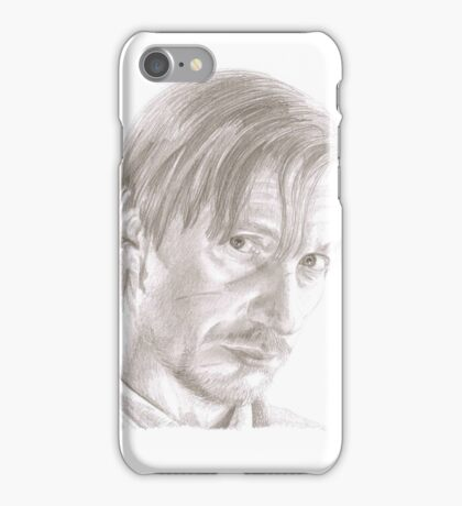David Thewlis as Remus Lupin iPhone Case/Skin