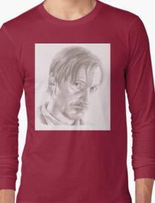 David Thewlis as Remus Lupin Long Sleeve T-Shirt