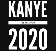 kanye for president by lvuch