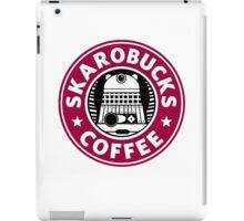 Skaro Coffee red iPad Case/Skin