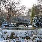 Bridge Over Icy Waters by PhotogeniquE IPA