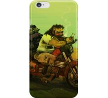 Wasteland Courier iPhone Case/Skin