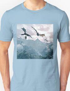 Flying dragon Unisex T-Shirt