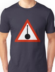 Beware of the Banjo Unisex T-Shirt