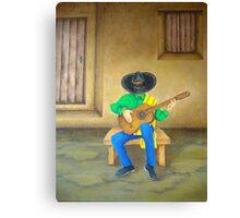 Mexican Serenade Canvas Print