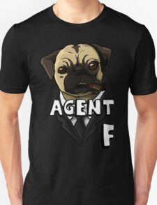 Agent F ( M.I.B ) T-Shirt