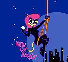 Kittycat Burglar by kittycatcurves