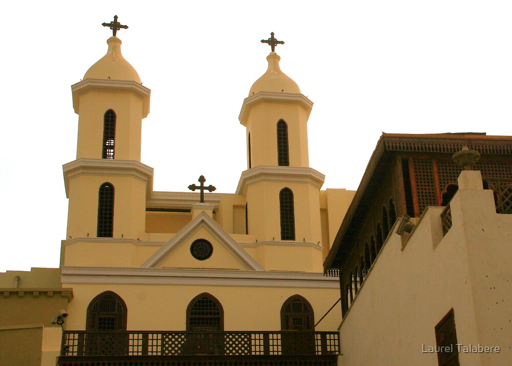 Church of the Virgin Mary by Laurel Talabere