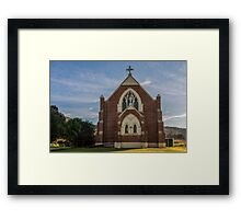 Dungowan NSW Australia Framed Print