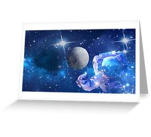 Out to Space! Greeting Card