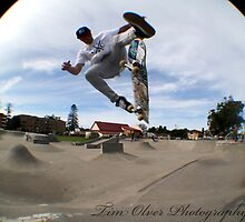 tom dons backside flip by Tim Oliver