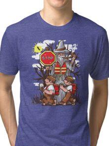 Hobbit Crossing Tri-blend T-Shirt