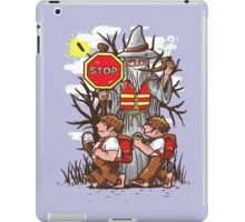 Hobbit Crossing iPad Case/Skin