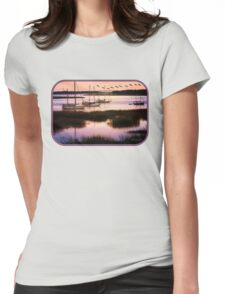Boats at Anchor ~ Evening Tranquility T-Shirt