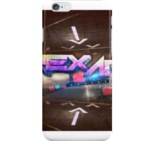 Rex Art - Become a Bro Universe  iPhone Case/Skin