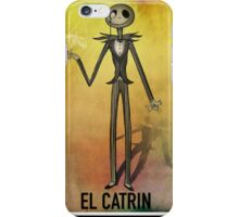 El Catrin iPhone Case/Skin