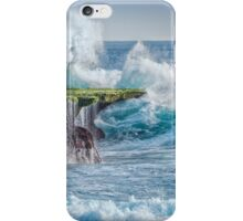 Exploding Surf iPhone Case/Skin