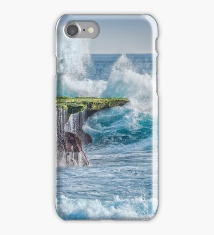 Exploding Surf iPhone Case/Skin
