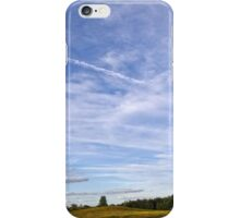 A super sky day iPhone Case/Skin