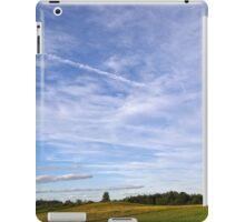 A super sky day iPad Case/Skin