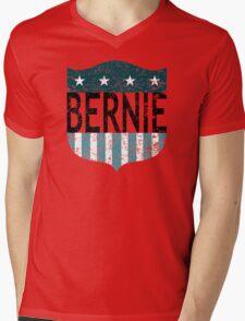 BERNIE sanders stars and stripes Mens V-Neck T-Shirt