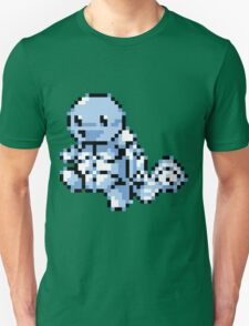 #007 - Squirtle Retro 8-Bit T-Shirt