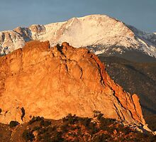 Red Rock by Eric Glaser