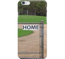 There's No Place Like It iPhone Case/Skin