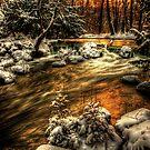 the little creek by hannes cmarits