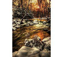 the little creek Photographic Print