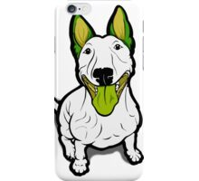 Lola Lugs Bull Terrier  iPhone Case/Skin