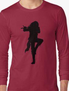 Ian Anderson Jethro Tull T-Shirt Long Sleeve T-Shirt