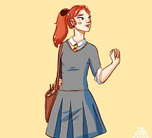 Ginny  by theartgem