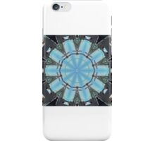 Kaleidoscope Image of the USS Hornet iPhone Case/Skin
