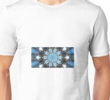 Kaleidoscope Image of the USS Hornet Unisex T-Shirt