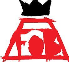 Solid FOB - Red/Black by killthemel