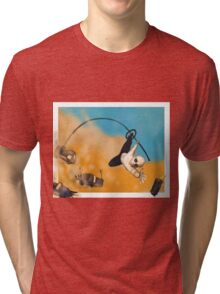 War Boy Polecat Tri-blend T-Shirt