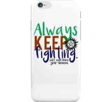 AKF - Text iPhone Case/Skin