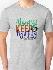 AKF - Text Unisex T-Shirt