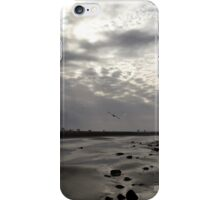 Haystack Rock, Cannon Beach, Oregon iPhone Case/Skin
