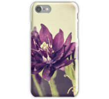summer flowers - one iPhone Case/Skin