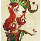 Elfie Elf by sandygrafik
