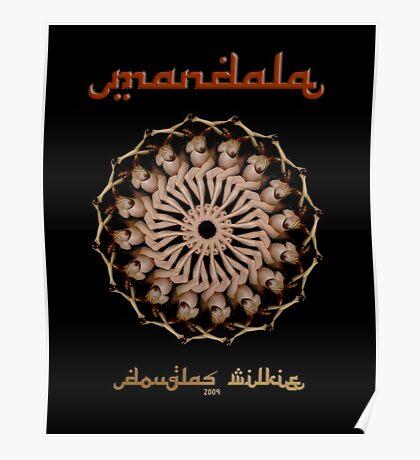 Mandala No.1 Poster