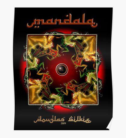Mandala No.2 Poster