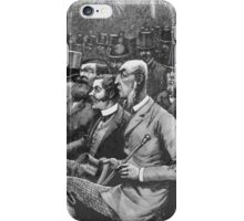 Displace the Pole iPhone Case/Skin