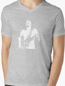 Carlos Santana Band T-Shirt Mens V-Neck T-Shirt