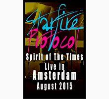 Starfire Protocol Live in Amsterdam Unisex T-Shirt