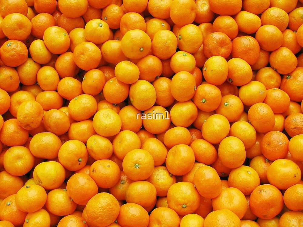 Tangerines... by rasim1