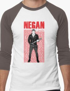 The Walking Dead - Negan & Lucille 5 Men's Baseball ¾ T-Shirt